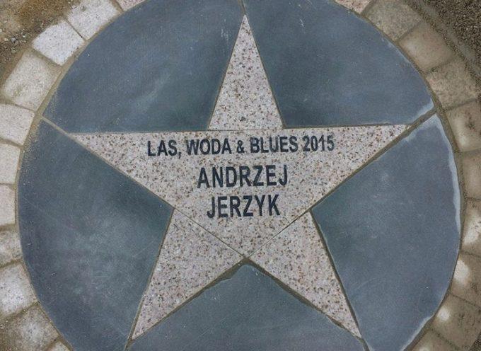 Andrzej Jerzyk ma swoją gwiazdę!