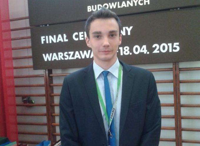 Krzysztof Kempa finalistą