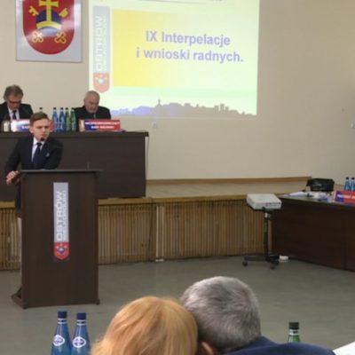 Interpelacje i wnioski radnych cz.1