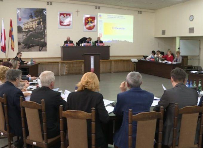 VII Sesja Rady Miejskiej Ostrowa Wielkopolskiego cz.1