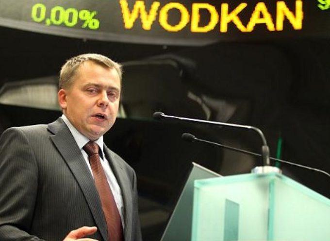 Nowy zarząd w spółce Wodkan SA