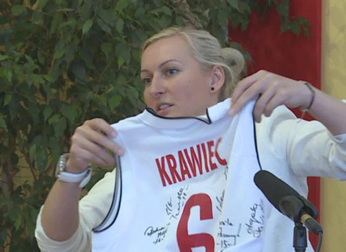 Monika Krawiec – gość specjalny II Mistrzostw Kibiców Sportowych