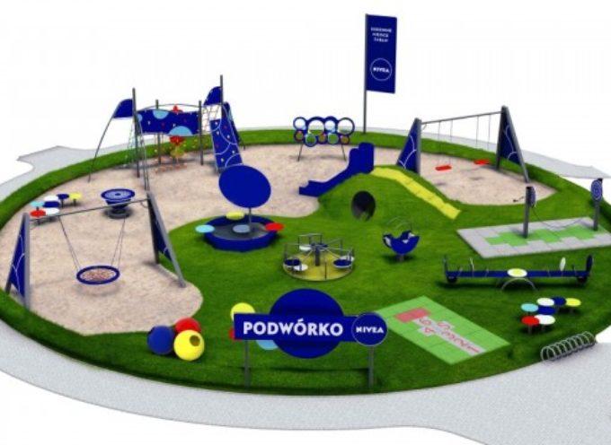 Nivea ufunduje 40 placów zabaw