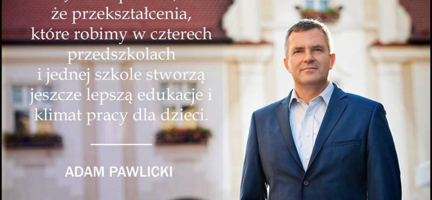 Zwolennicy referendum z Jarocina piszą do Kukiza
