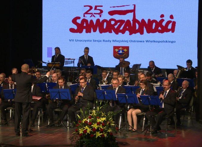 Uroczysta Sesja Rady Miejskiej Ostrowa Wielkopolskiego – KONCERT – RETRANSMISJA