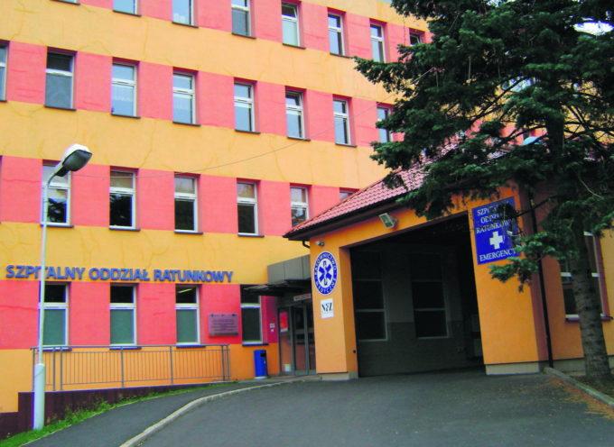 Ostrowski szpital siódmy w kraju