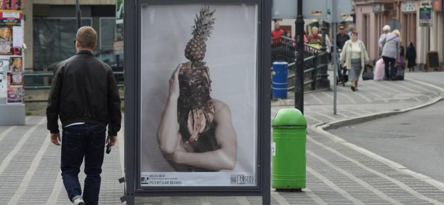Sztuka na przystankach w Kaliszu