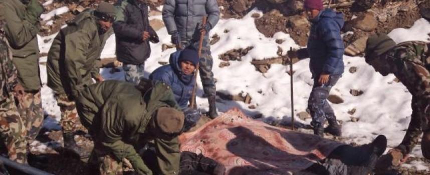 Ostrowianin uratowany podczas lawiny w Himalajach