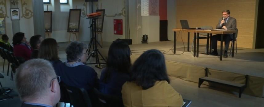 Promocja 3 tomu Studia ludaica Ostroviensia