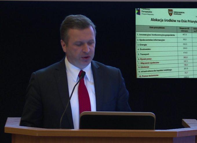 Proces wdrażania WRPO 2014+ – Grzegorz Potrzebowski