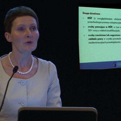 Proces wdrażania WRPO 2014+ – Sylwia Wójcik