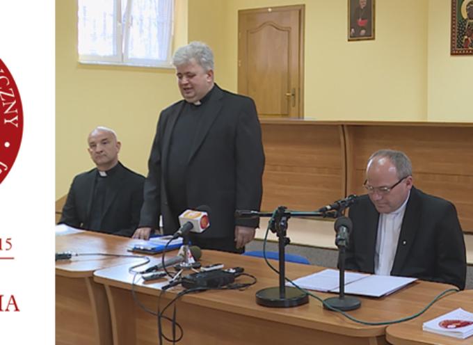Diecezjalny Kongresu Eucharystyczny 28 maja – 4 czerwca 2015 – konferencja prasowa