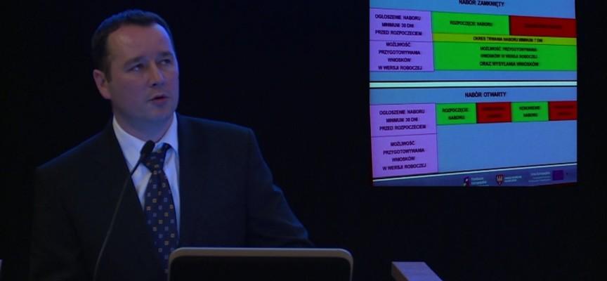Proces wdrażania WRPO 2014+ – Krzysztof Michalak i panel ekspercki