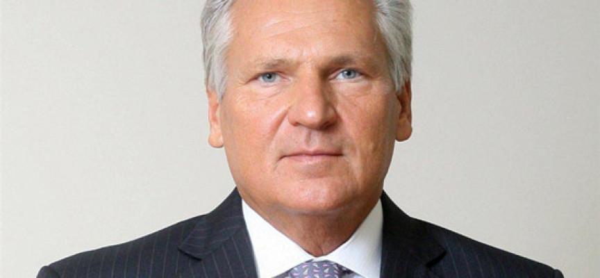 Kwaśniewski o porażce Ogórek