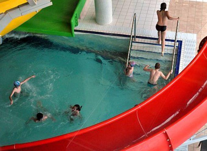 Nie będzie już WF-u w kaliskim aquaparku