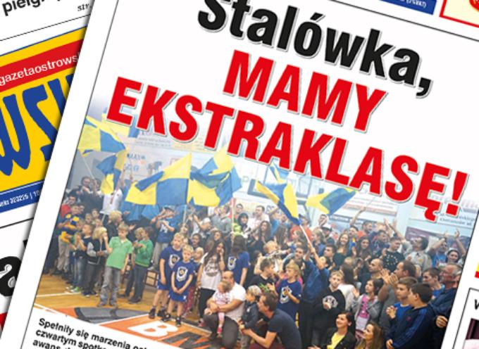 Przegląd prasy Gazeta Ostrowska