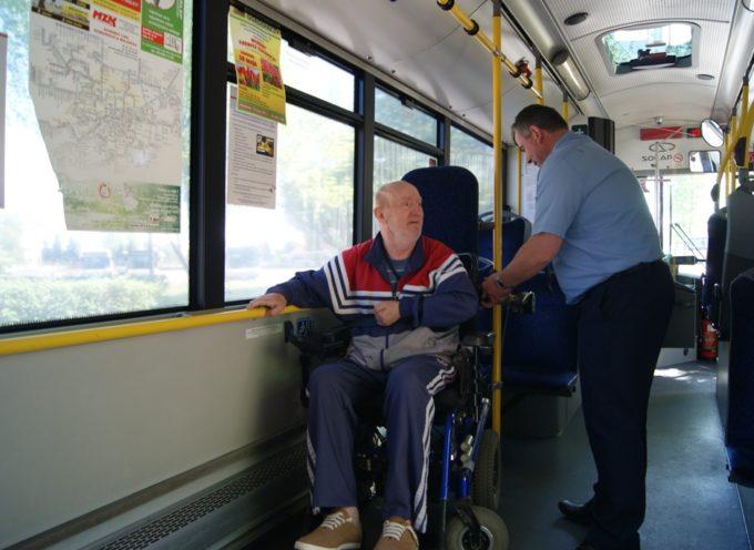 Niepełnosprawni i kierowcy – spotkanie w MZK