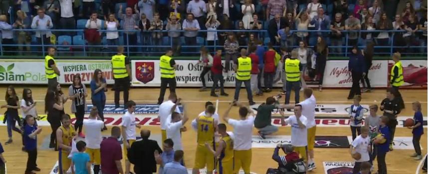 Koszykówka: Kibice odarci z marzeń. Ekstraklasa nie dla Stali?