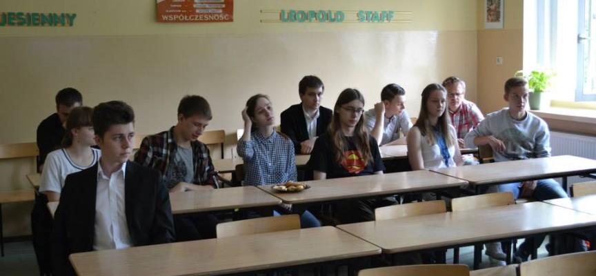 Demokraci o samorządzie w liceum