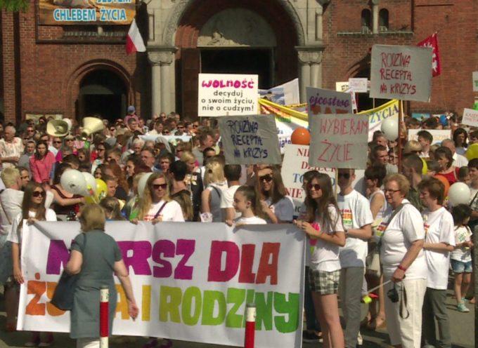 Marsz dla Życia i Rodziny – Ostrów Wielkopolski – retransmisja