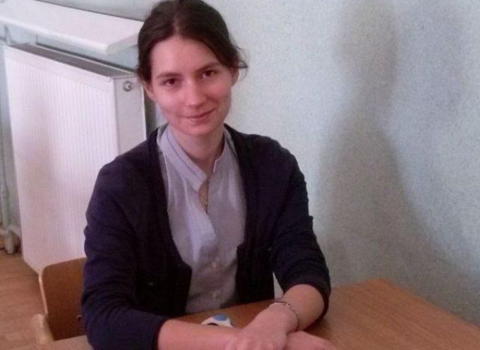 Maria Falis mistrzynią Dyktanda Ortograficznego