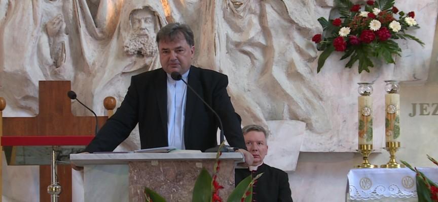 Konferencja Ks. prof. dr hab. Pawła Bortkiewicza z Poznania.