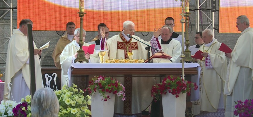 Uroczystość Najświętszego Ciała i Krwi Pańskiej – Kongres Eucharystyczny