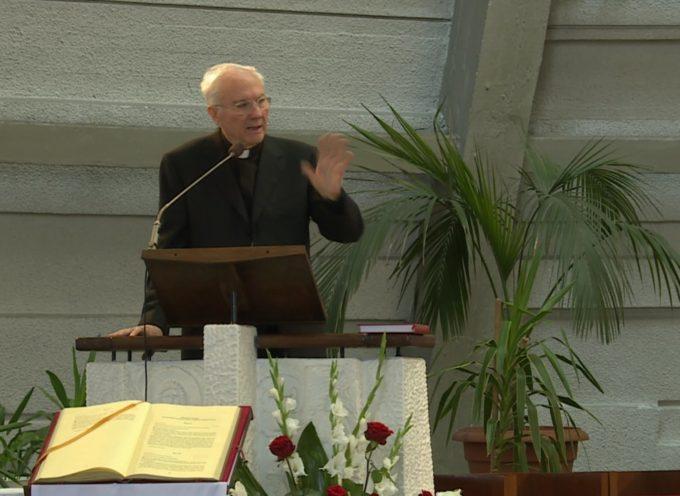 Konferencja J.E. Ks. Arcybiskupa Piero Mariniego z Rzymu – Kongres Eucharystyczny