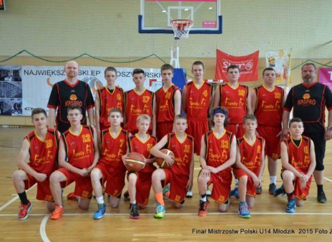 Koszykówka: sukces Kasprowiczanki