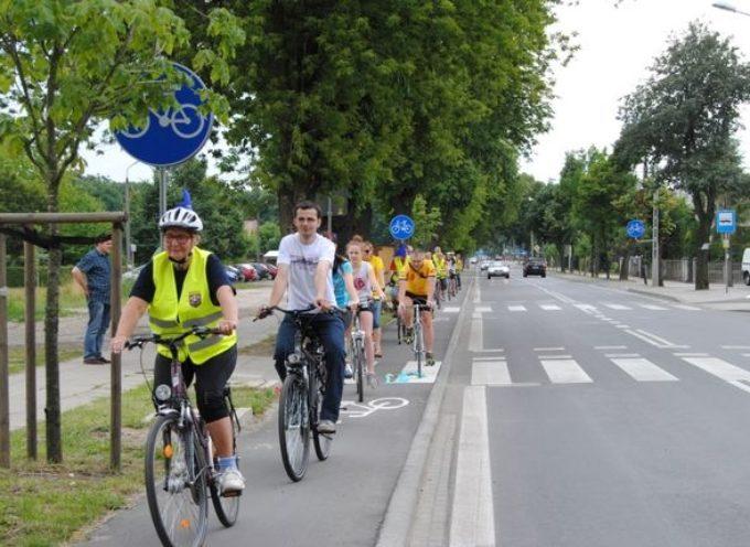 Rowerem do Michałkowa