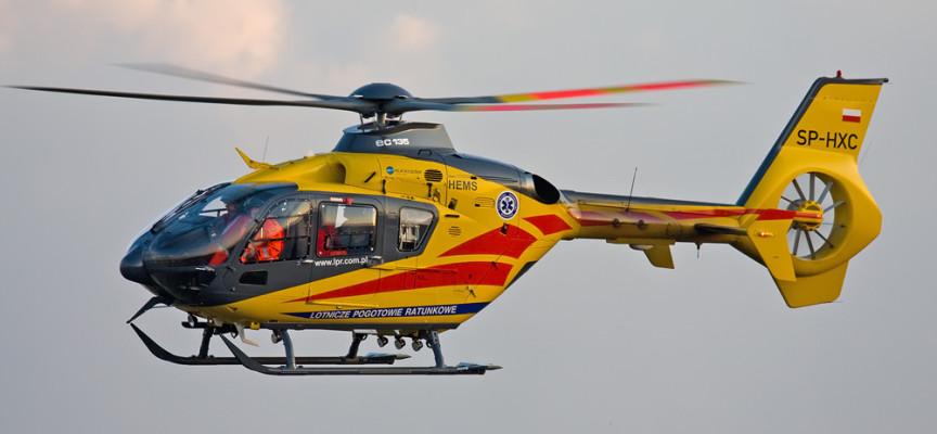 Stała baza Lotniczego Pogotowia Ratunkowego w Michałkowie – potrzeba 6 milionów