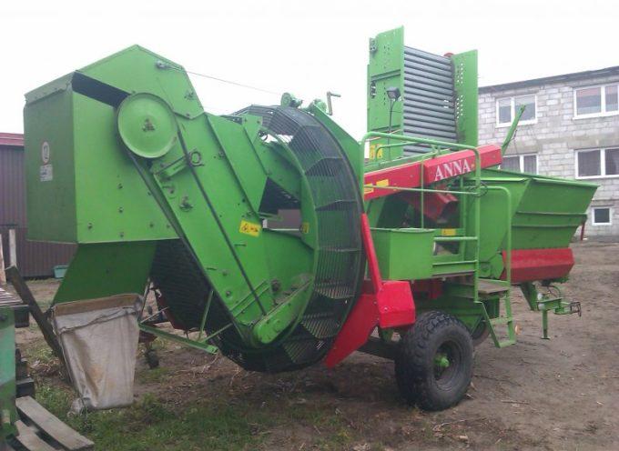 Włożył rękę w maszynę – kolejny wypadek w rolnictwie