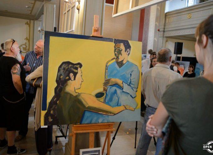 Artyści zjechali na plener do Ostrowa