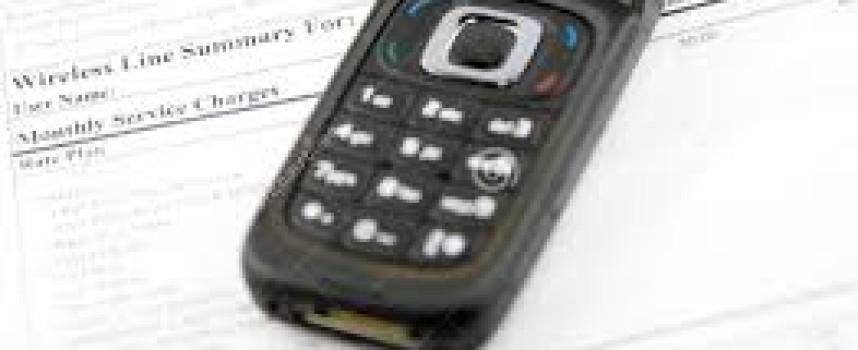 100  tysięcy złotych za telefoniczny rachunek