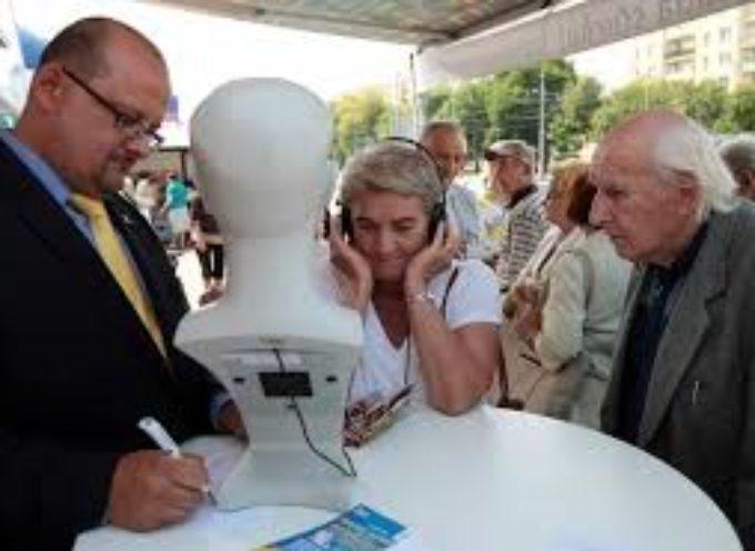 Zbadaj słuch – za darmo