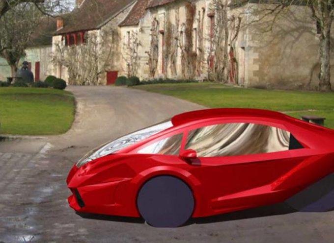 Auto przyszłości powstaje w Nowych Skalmierzycach