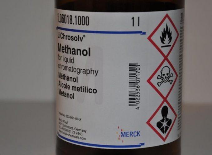 Wypili alkohol metylowy – śmierć dwóch osób