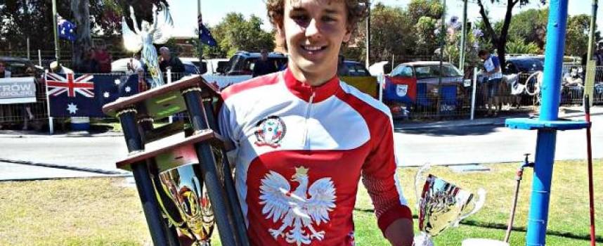 Bartosz Grabowski – mistrz świata seniorów