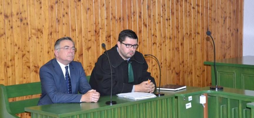 Sztandera kontra Sapiński w sądzie