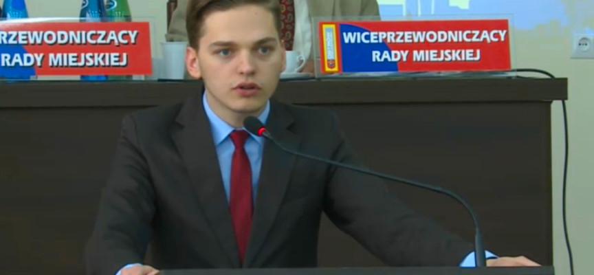 Rondo Tadeusza Mazowieckiego w Ostrowie?