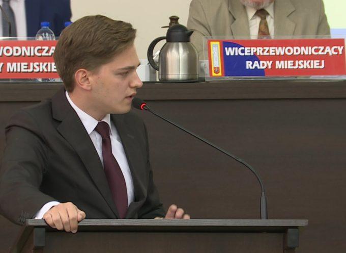Radni pytają prezydent miasta