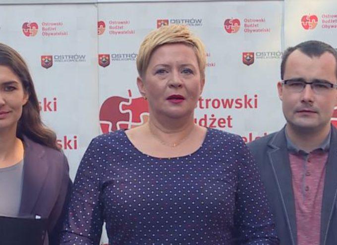 65 wniosków zgłoszonych do Ostrowskiego Budżetu Obywatelskiego