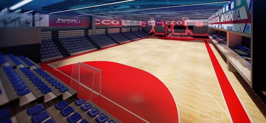 Koszykarze jesienią 2016 zagrają w nowej hali?