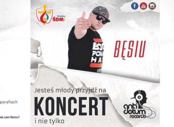 Bęsiu Koncert – 18 września w Ostrowie