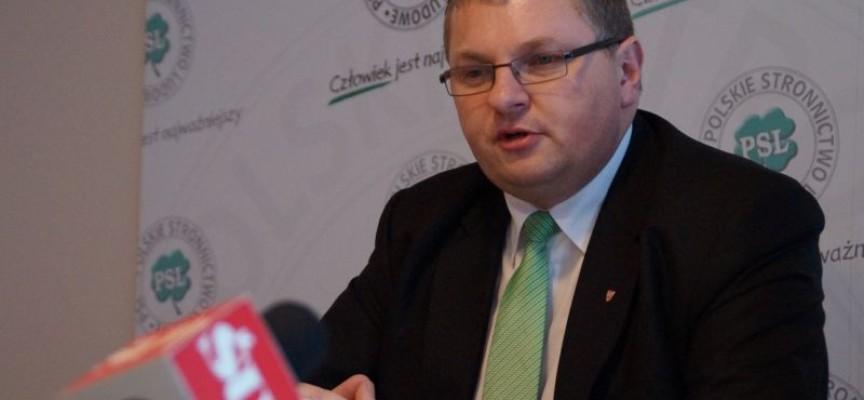 Krzysztof Grabowski nie chce do Sejmu