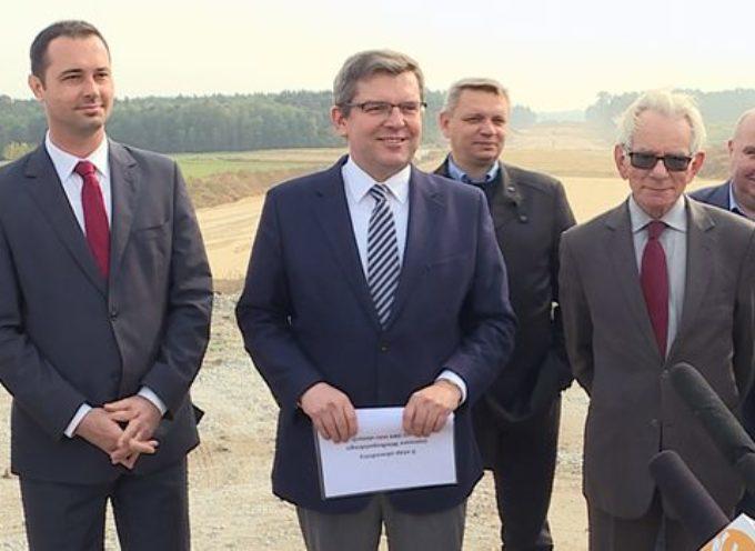 Konferencja kandydatów Platformy Obywatelskiej do Sejmu i Senatu