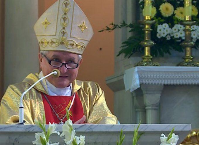 Msza św. – Jubileusz 90-lecia Zespołu Szkół Ekonomicznych – Konkatedra w Ostrowie Wielkopolskim