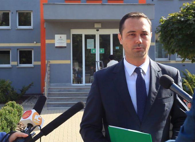 Briefing posła Krysztofiaka – ostrowski punkt obsługi klientów PGNiG