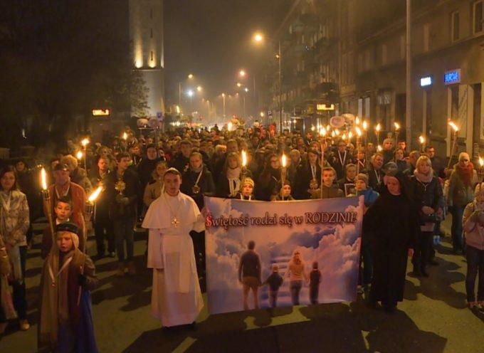 Marsz Świętych – Ostrów Wielkopolski – 31 października,