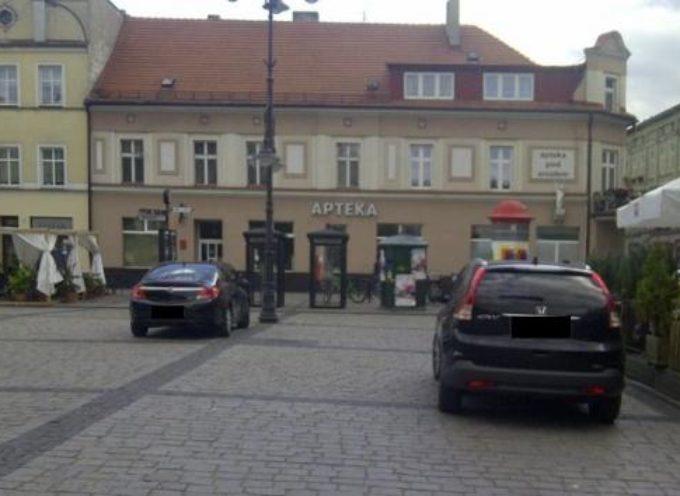 Rynek Ostrowa …parkingiem